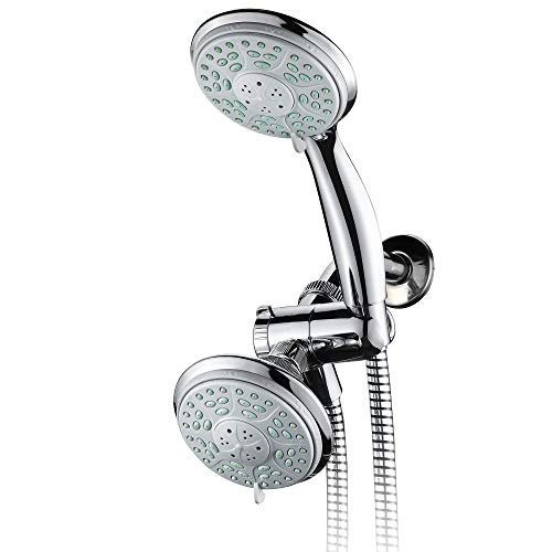 Buy dual shower head adapter