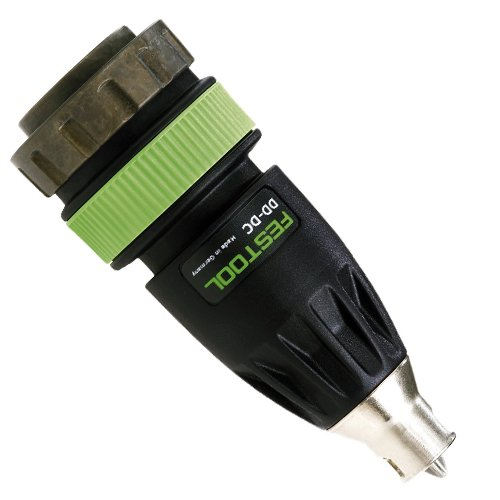 Festool 493539 FastFix Depth Stop Chuck DD-DC Black