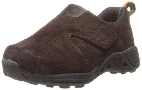 Toddler Boy's Merrell 'Jungle Moc' Sneaker Brown/ Black 9.5
