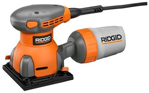 Factory-Reconditioned RIDGID ZRR2500 1 4 Sheet Sander