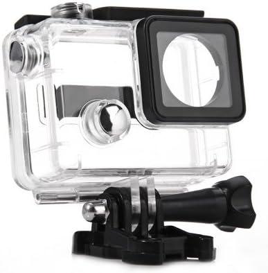 HELEISH Hawkeye Firefly 6S 4K Repuesto de c/ámara a prueba de agua 30M Funda impermeable for buceo Piezas de montaje de bricolaje