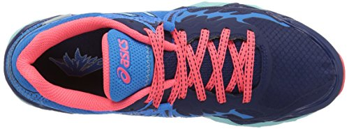 Womens Blue Gel Runner Indigo Blue Diva Splash ASICS Trail FujiEndurance Aqua gdqfwgZvF