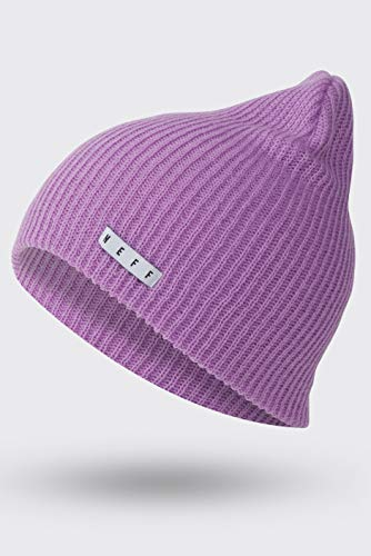 NEFF Daily Beanie Hat for Men and Women, Violet, One Size from NEFF
