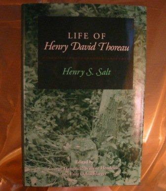 Read Online Life of Henry David Thoreau PDF