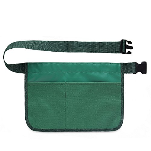 5 Pockets Tools Belt, Maintenance and Electrician's Pouch with Adjustable Belt Work Organizer with Pockets for Organizing Tools