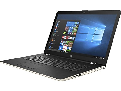 HP 15.6in Colorwheel Notebook, HD Touchscreen, AMD A9-9420 3.0GHz Dual-Core, 4GB DDR4, 1TB SATA, 802.11ac, Win10H, 1-Year Office365 (Renewed) - Silk Gold