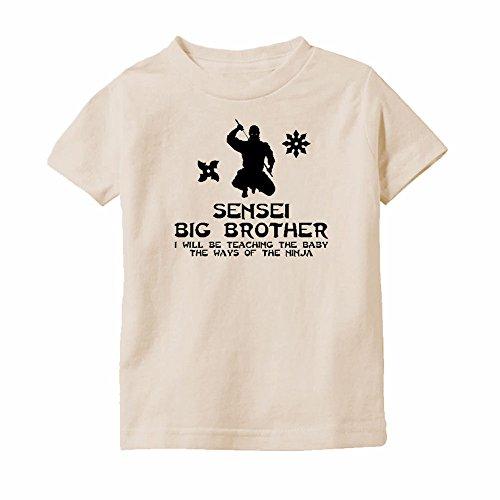Natural Big Brother T-Shirt - 1