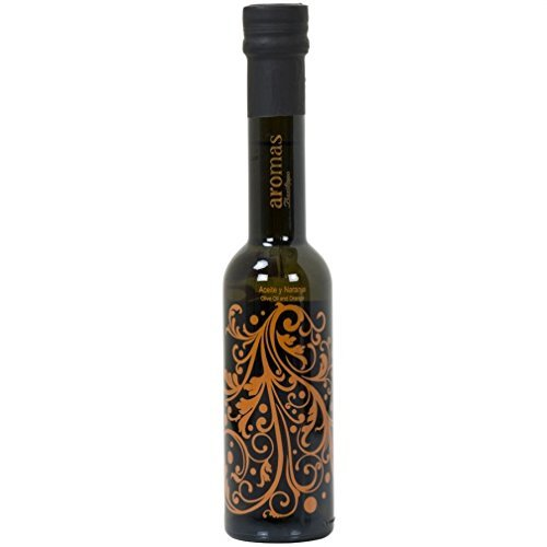 Spanish Extra Virgin Olive Oil & Orange - 8.8 oz