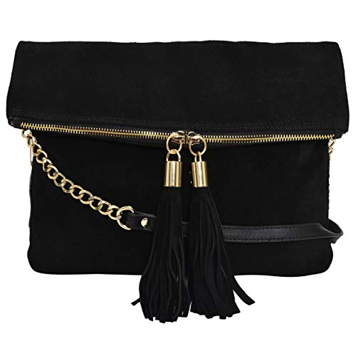 Leather Shoulder Bag Pure...