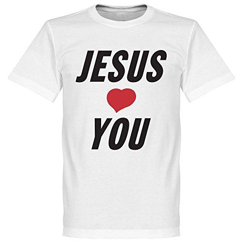 Gesù Loves You T-Shirt