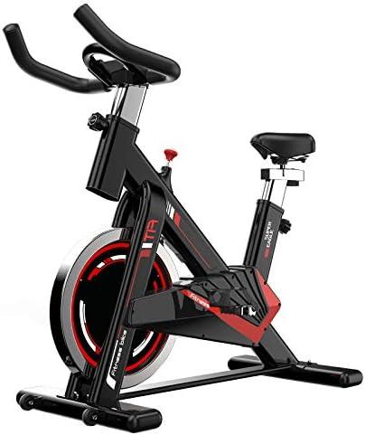 DYS@ Bicicleta de Ejercicio para Ciclismo Indoor, Bicicleta de ...
