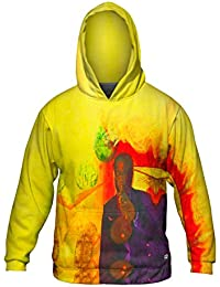 """Adi Holzer - """"Louis Armstrong"""" (2002) -Allover Print - Mens Hoodie"""