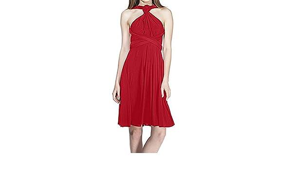 Vestido de Fiesta de Mujer de Dama de Honor Transformer/Infinity ...