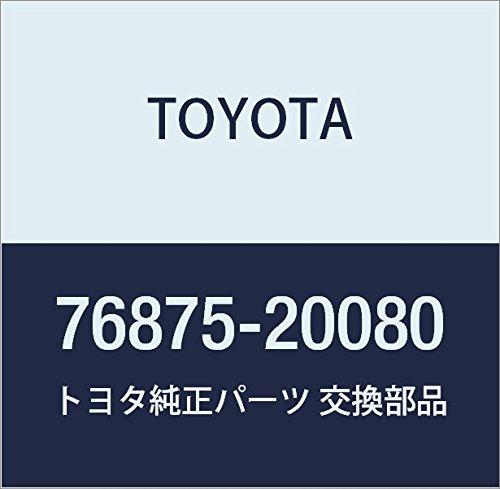 TOYOTA Genuine 76875-20080 Spoiler Protector