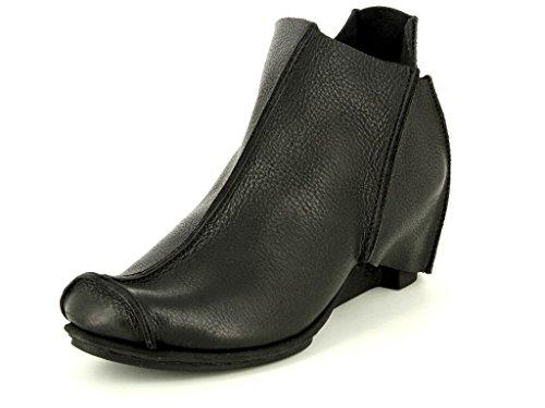 Trippen Cubic Black Damen Stiefel in Mittel Schwarz