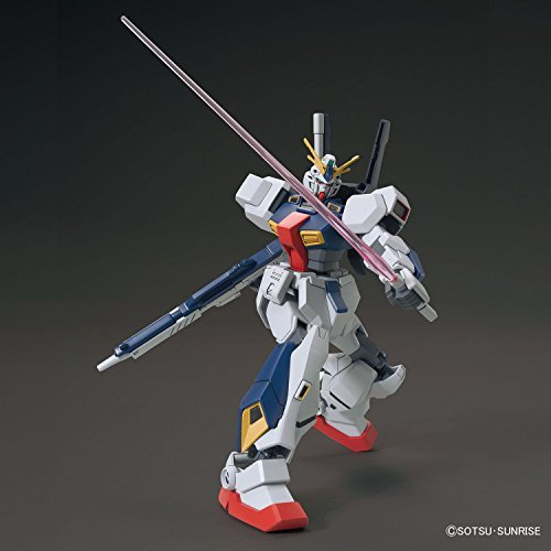 HGUC Mobile Suit Gundam TWILIGHT AXIS Gundam AN-01 Tristan 1/144 scale color-coded pre-plastic model