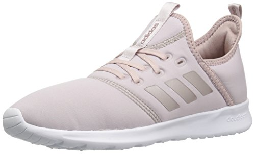 adidas Women's Cloudfoam Pure, Ice Purple/Vapour Grey/Vapour Grey, 6 M US