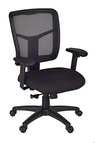 Regency Kiera Swivel Chair with Ratchet-Back Height (Regency Traditional Chair)