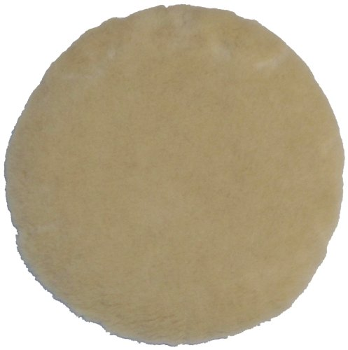 Etc Floor Buffer Pads (Oreck Commercial 437054 Lambs Wool Bonnet Orbiter Pad, For ORB550MC Orbiter Floor Machine)