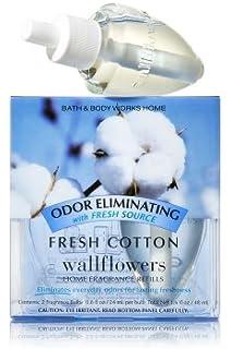 Amazon Com Bath Body Works Fresh Linen Wallflowers Home Fragrance