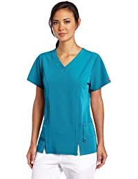 Women's Scrubs Xtreme Stretch V-Neck Shirt