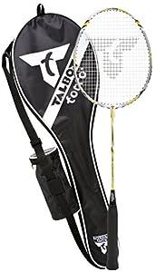 Talbot Torro Badminton-Schläger ISOFORCE 311 Starterset Ball Tasche 2016,...