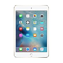 Apple iPad mini 4 (64GB, Wi-Fi, Gold)