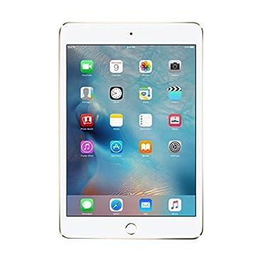 Apple iPad mini 4 (128GB, Wi-Fi, Gold)