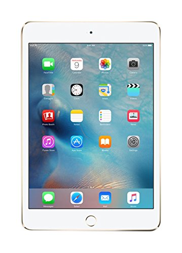 Apple iPad mini 4 16 GB Tablet - 7.9 4:3 Multi-touch Screen