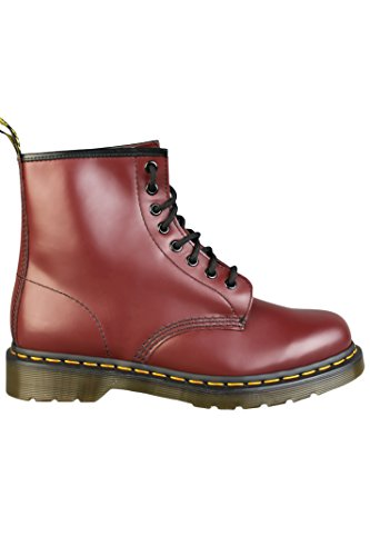 Dr Martens DM'S 1460 11822600 chaussures à 8 œillets Rouge cerise-UK - 3 à 12