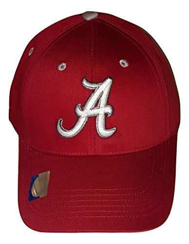 (Alabama Crimson Tide Structured Adult Crimson Hat)