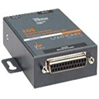 Lantronix Device Server EDS 1100 - Device server - 10Mb LAN, 100Mb LAN, RS-232, RS-422, RS-485 - ED1100002-LNX-01