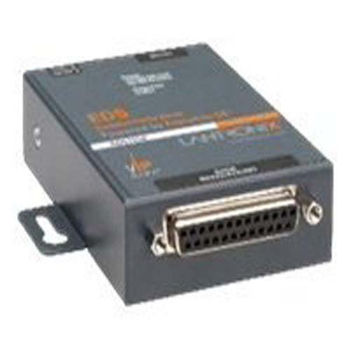 Lantronix Device Server EDS 1100 - Device server - 10Mb LAN, 100Mb LAN, RS-232, RS-422, RS-485 - ED1100002-LNX-01 by Lantronix