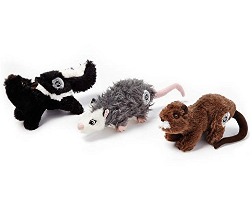American Kennel Club 3 Pc Dog Toy Gift (American Kennel Club Toys)