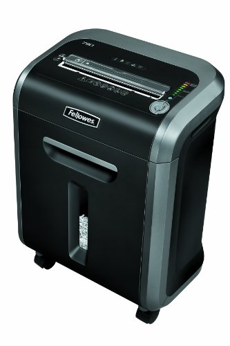 Fellowes Powershred 79Ci 16-Sheet Cross-Cut Paper Shredder