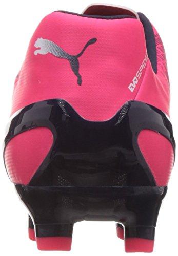 Fg Puma peacoat 3 Chaussures Evospeed De 4 Rose plasma Football Homme white xr6wrPt