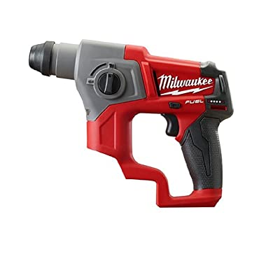 """Milwaukee 2416-20 M12 Fuel 5/8"""" SDS Plus Rotary Hammer tool Only"""