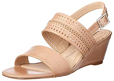 Hush Puppies  Erica  Summer Taupe 6 US