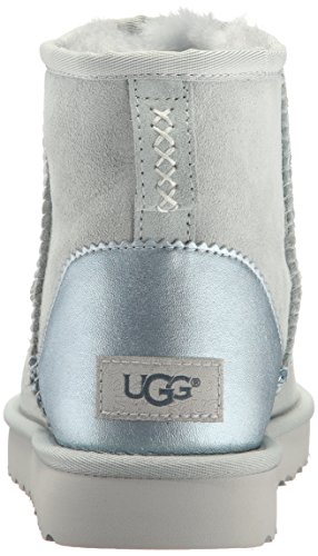 Amazon.com | UGG Women's Classic Mini II Metallic Winter Boot | Ankle & Bootie