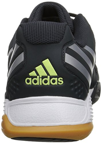Zapatillas Adidas Performance Mujeres Volley Team 3 W Negro / Plateado / Gris