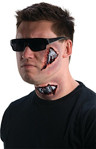 I'll Be Back Arnie Cyborg Make-Up Kit