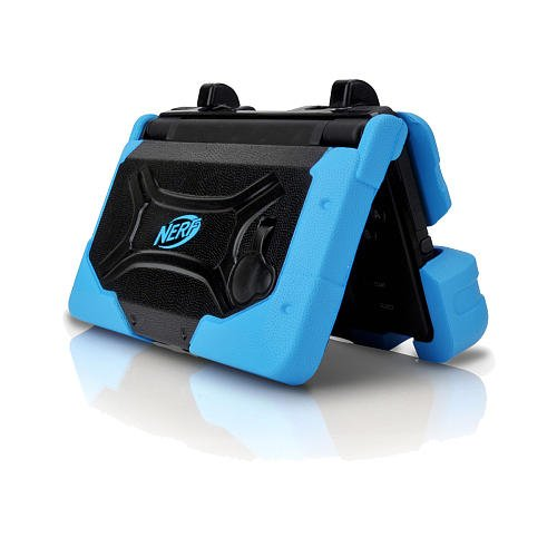 Nerf Armor Protective Case for Nintendo DSi Blue/Black