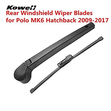 Amazon.com : Occus Wipers Rear Windshield Wiper Blades Refill ...