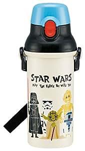 "Skater Star Wars Plastic one touch bottle ""Paper cut"" 480ml PSB5SAN"