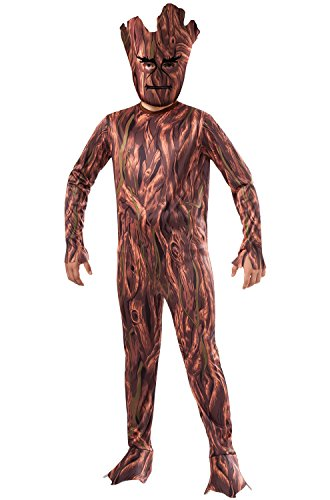 Rubie's Costume Guardians of the Galaxy Groot Child's Costume, One Color, Small ()