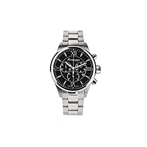 Montegrappa Fortuna Chronograph Men's Stainless Watch IDFOWCIC Swiss Made