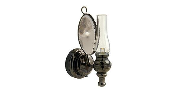 Dollhouse Lamps Mini Oil Lamps decorative Lamp Antic Miniature 1:12 1 Inch Scale