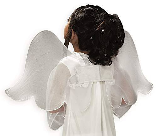 Rubie's Costume Child's White Angel Wings