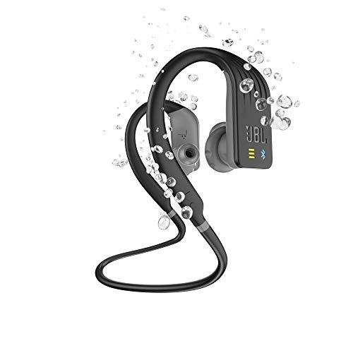 JBL Endurance Dive - Wasserdichter, kabelloser In-Ear-Sport Kopfhörer mit integriertem MP3-Player - 8 Stunden Musik Streaming während des Schwimmens Schwarz