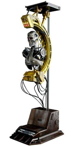 ジオラママスターピース ターミネーター4 T-700工場 (1/6スケール塗装済みキット) B001S2R97G